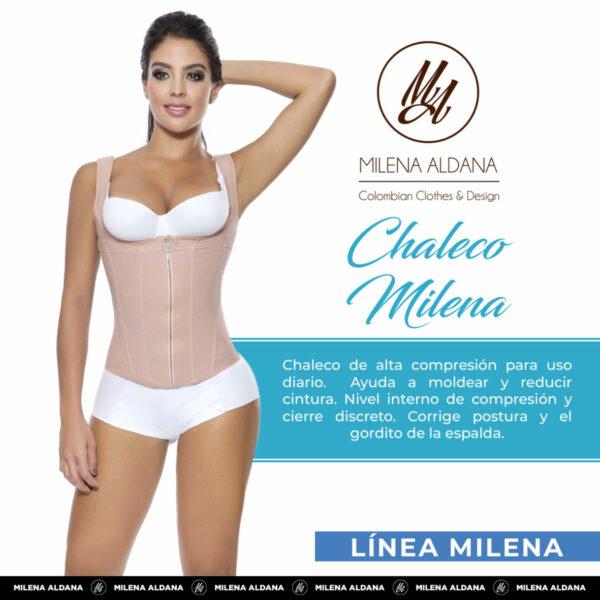Faja - Chaleco - Milena Aldana