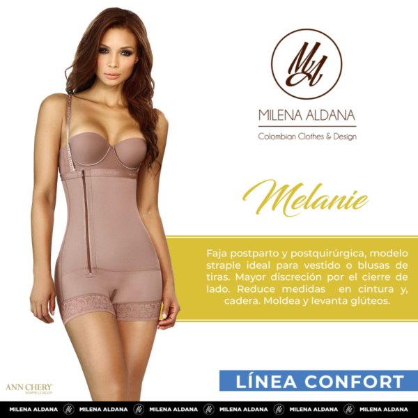 Faja Melanie - Milena Aldana