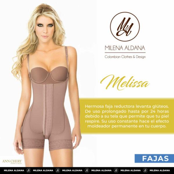 Faja Melissa - Milena Aldana