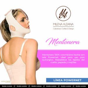 Faja - Mentonera - Milena Aldana