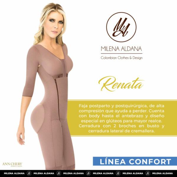 Faja Renata - Milena Aldana