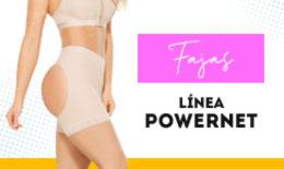 Fajas línea Powernet - Milena Aldana