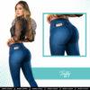 Jeans Pushup Taffy - Milena Aldana