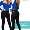Jeans Pushup Millere - Milena Aldana