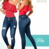 Jeans Pushup Pia - Milena Aldana