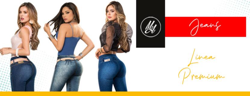 Jeans Línea Premium - Milena Aldana