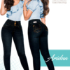 Jeans Pushup Aridna - Milena Aldana