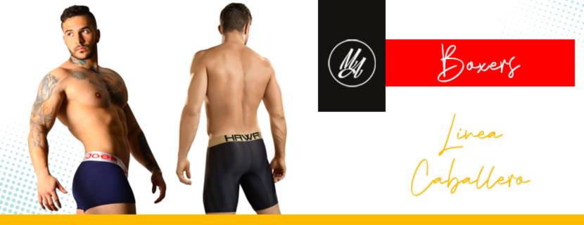 Línea Caballeros - Boxers - Milena Aldana