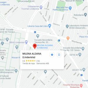 Milena Aldana Linda Vista - Sucursal