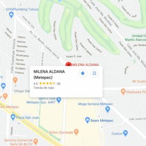 Milena Aldana Metepec - Sucursal