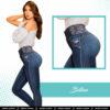 Jeans Colombianos Pushup Levantapompas - Betina - Milena Aldana