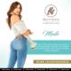 Jeans Colombianos Pushup Levantapompas - Maite - Milena Aldana