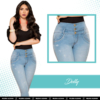 Jeans Colombianos Pushup Levantapompas - Dolly - Milena Aldana