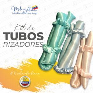 Tubos Rizadores - Milena Aldana