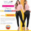 Jeans Colombianos Pushup Levantapompas - Amelia - Milena Aldana